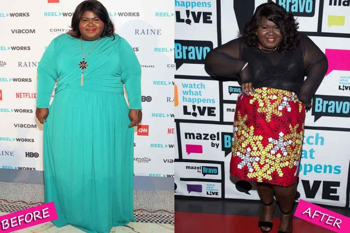 gabourey sidibe weight loss