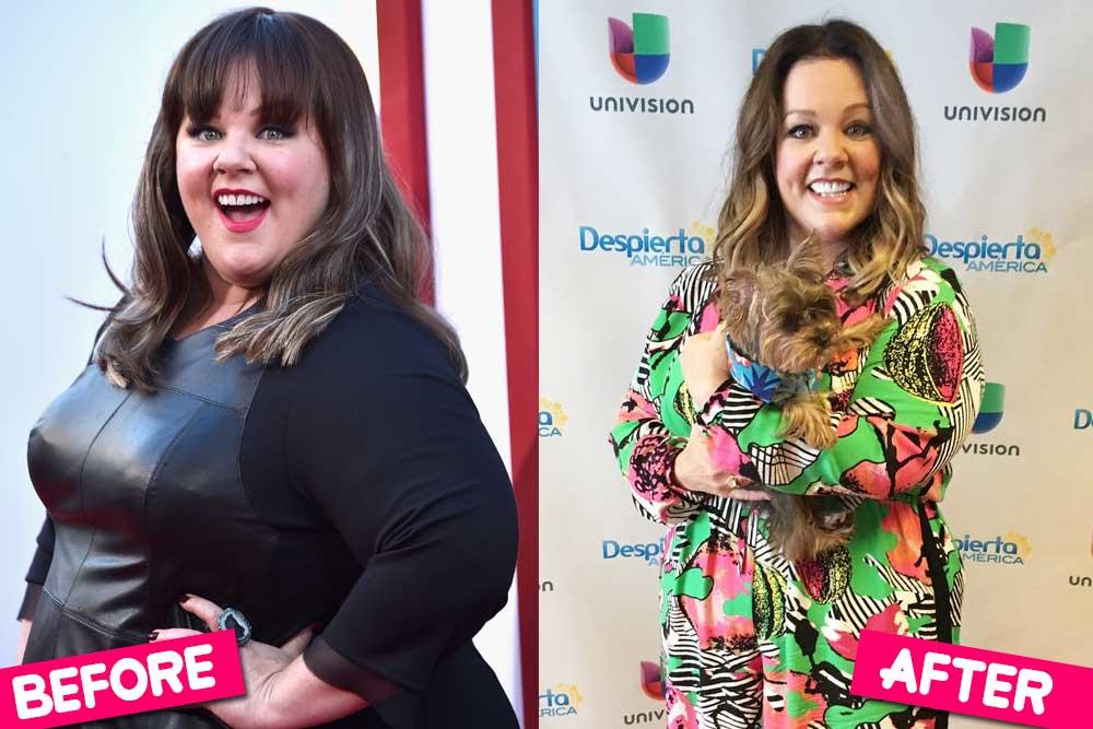 Secret Behind Melissa Mccarthy Weight Loss