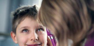 pediatric eye
